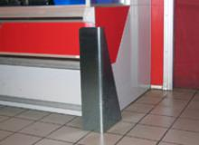 Portskydd som även kan användas som diskskydd